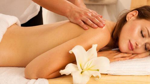 Cuídate por solo 12,90€, masaje relajante o reductor
