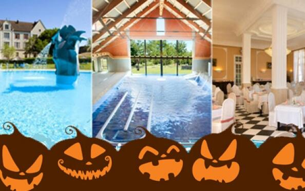 Disfruta de Halloween con este balneario para dos