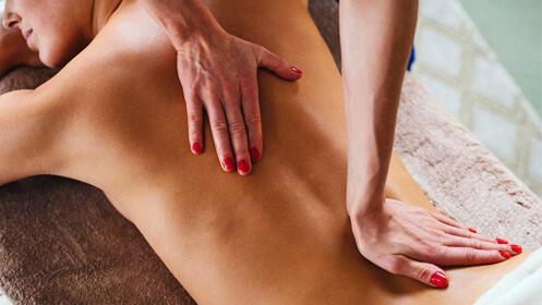 Relájate con un espectacular masaje por 12€