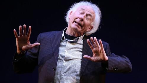'El Sermón del Bufón' con Albert Boadella en el Teatro Ortega