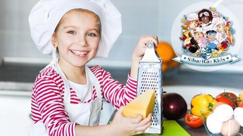 Curso de cocina Carnaval para niños en Sibaritas Klub