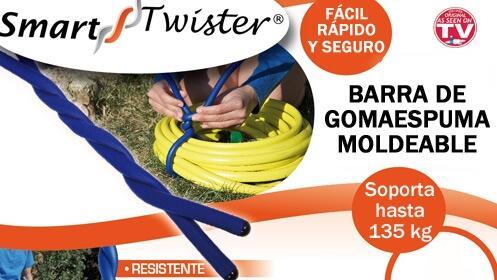 Smart Twister, barra moldeable muy resistente a un gran precio