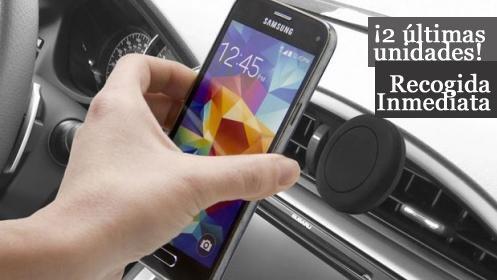 Soporte magnético de móvil para el coche ¡compra y recógelo!