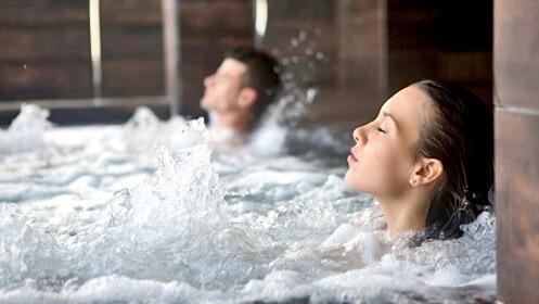 Relajante spa para dos personas por 29,90€