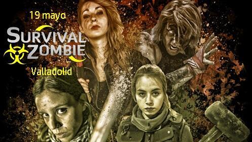 Bajada de precio para el Survival Zombie en Valladolid