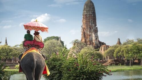 Escapada a Tailandia: 9 días + hotel + vuelos