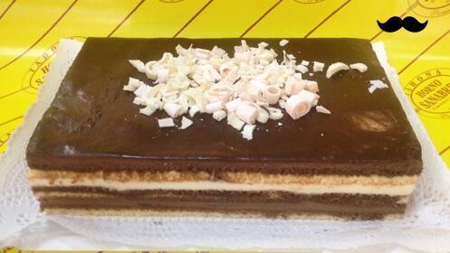 Celebra el Día del Padre con esta tarta 3 chocolates
