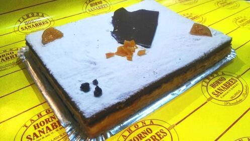 Llévate el postre de las ferias, deliciosa tarta