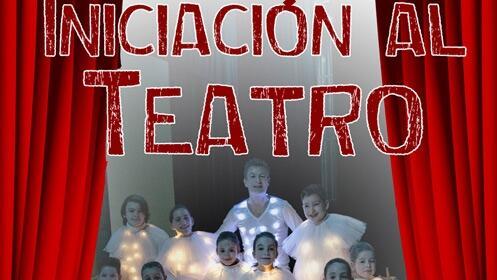 1 mes de clases de iniciación al teatro para niños