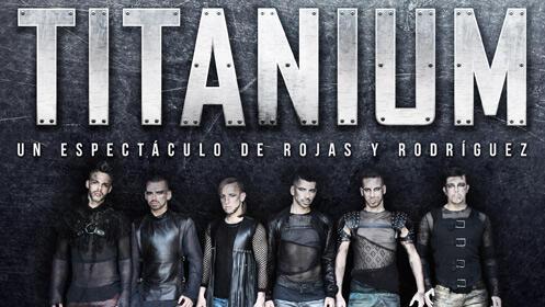 'TITANIUM' Un espectáculo de Rojas & Rodríguez en el Teatro Carrión
