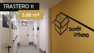 Alquiler de trastero con opción a compra-Trastero 11 (3,88 m²)