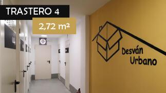 Alquiler de trastero con opción a compra-Trastero 4 (2,72 m²)