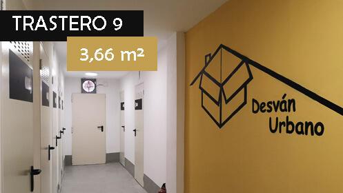 Alquiler de trastero con opción a compra-Trastero 9 (3,66 m²)