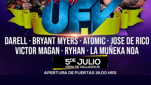 Entrada para el festival del verano 'Urban Fest Valladolid'