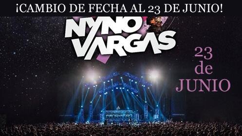 Renovation Experience con Nyno Vargas NUEVA FECHA 23 JUNIO