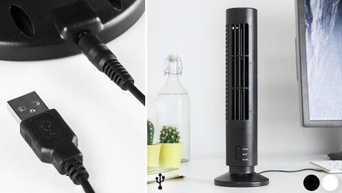 Ventilador USB torre