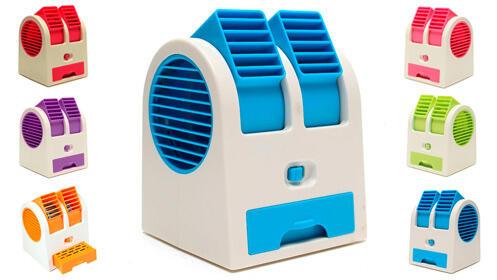 Mini Cooler, aire acondicionado para huir del calor