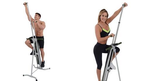 Vertical Gym, máquina de tonificación y musculación