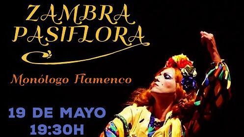 Espectáculo flamenco 'Zambra Pasiflora'